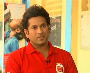 Sachin Tendulkar answers NDTV surfers' questions