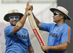 Sehwag and Sachin: Tale of two double tons