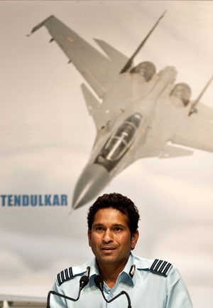 Sachin Tendulkar Likely to Attend Air Force Day Parade on Wednesday