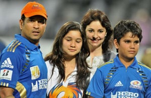 My family never let me lose balance: Sachin Tendulkar