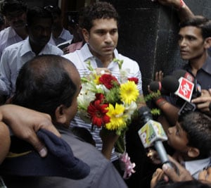 Tendulkar's new home exempt from fine