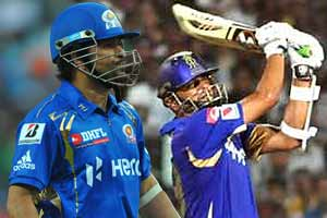 CLT20: It's Sachin Tendulkar vs Rahul Dravid in the final