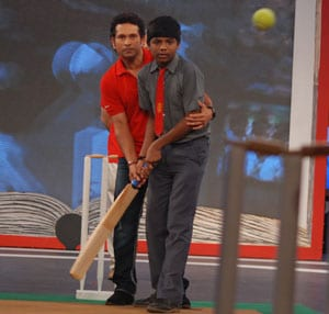 Sachin says: Hard work, commitment key to earn respect from others