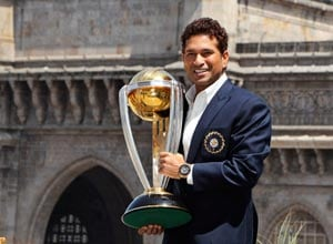 I am not satisfied yet: Tendulkar