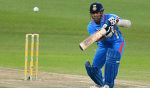 Sachin can handle expectation, says Dhoni