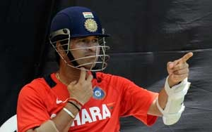 No invitation for Sachin to his own felicitation