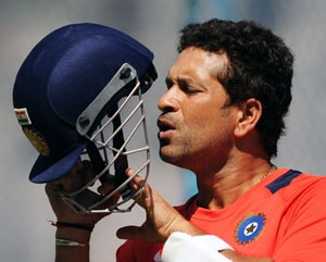 Tendulkar eyes ton of tons in group finale