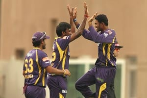 Sachithra Senanayake's target? Become Kolkata Knight Riders' No.1 spinner