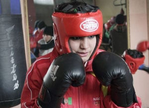 Teenage girl from Afghanistan to box at Olympics