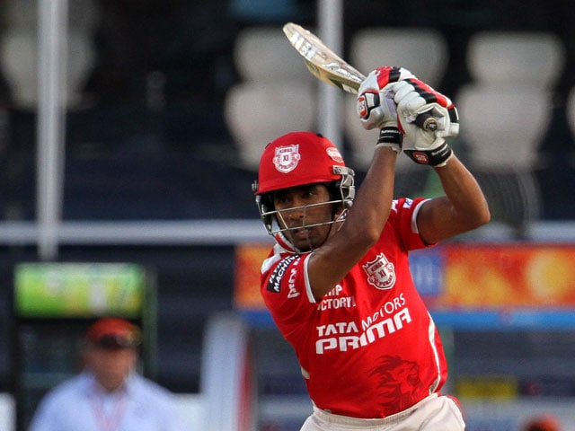 IPL 7: Wriddhiman Saha, Glenn Maxwell Power Kings XI Punjab to Six-Wicket Win vs Sunrisers Hyderabad