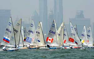 Asian Games: Sailors Varsha, Aishwarya Still in Medal Race