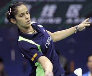 Saina reaches quarter-finals of Thailand Open