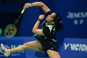 Saina Nehwal slips to ninth in world badminton rankings
