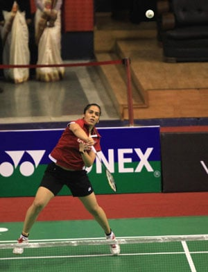 Saina Nehwal seeded eighth at India Open Super Series