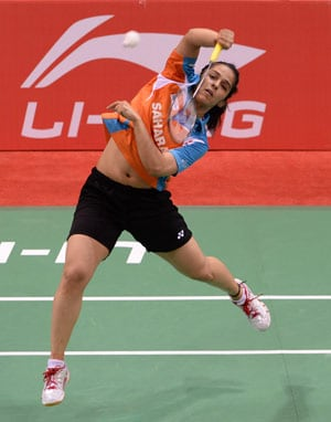 Uber Cup: Saina Nehwal off to a Winning Start, Says she is Improving
