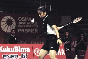 Patience helped me win, says Saina Nehwal