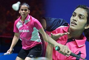 Saina Nehwal Seeded 5th, PV Sindhu 8th in French Open Super Series