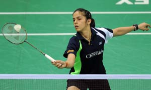 Saina Nehwal jumps a place to regain third spot in world rankings