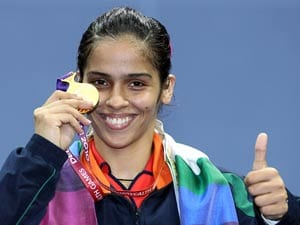 Easy draw for Saina Nehwal