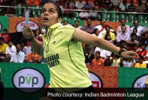 Indian Badminton League, first semi-final: As it happened - Saina Nehwal, Ajay Jayaram propel Hyderabad Hotshots into final