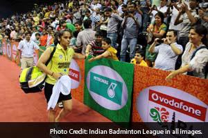 PV Sindhu has a bright future, says Saina Nehwal