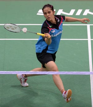 Uber Cup: Saina Nehwal Beats World Champion Ratchanok Intanon as Indian Eves Thrash Thailand