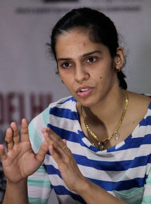 Saina Nehwal: No question of disrespecting Taufik Hidayat