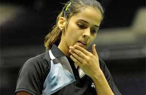 Early exit for Saina at Denmark Open Super Series
