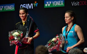 Saina Nehwal and Co to walk the ramp ahead of Indian Open