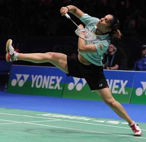 Saina Nehwal gets easy draw in World Championships