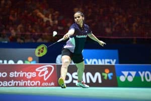 Saina Nehwal ousted from semis of Swiss Open Grand Prix