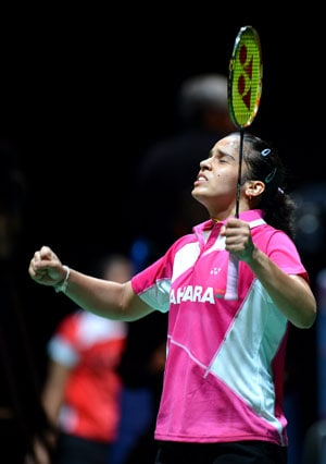 Saina Nehwal enters semi-finals of All England Badminton Championships, Kashyap ousted