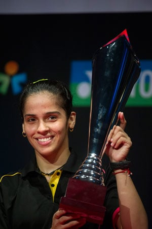 Highlights: Saina Nehwal beats Juliane Schenk; wins Denmark Open