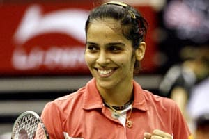 Saina Nehwal seeded third for India Open