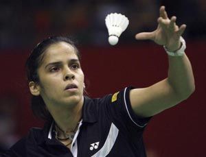 Saina Nehwal shown the door out of All England Badminton