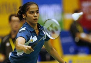 Defending champion Saina set for Singapore test