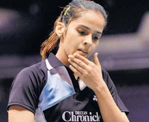 Saina Nehwal suffers 1st round defeat in China Open