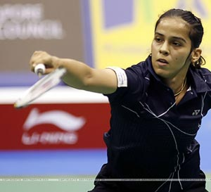 Saina in 2nd round of Japan Super Series