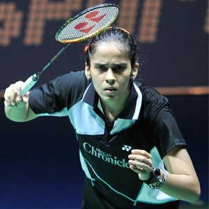 Saina Nehwal is sure shot for a medal at Olympics: Aparna Popat