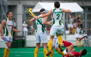 South Africa earns final Olympic field hockey spot
