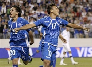 El Salvador dash USA's Olympic hopes