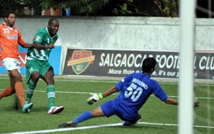 I-League: Sporting Clube de Goa rally to beat Salgaocar 3-1