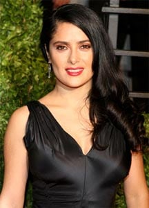 Salma Hayek could have well been an Olympian