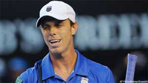 Querrey beats seventh-seeded Anderson