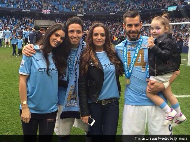 French Coach Didier Deschamps Files Complaint Over Samir Nasri's Girlfriend's Insults
