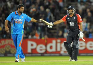 India vs England T20: Statistical Highlights