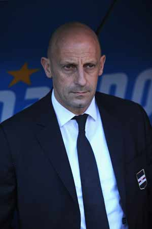 Sampdoria sack Di Carlo and bring in Cavasin