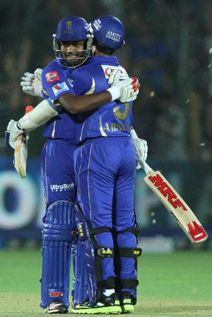 IPL 6: Rajasthan Royals beat Kings XI Punjab by 6 wickets