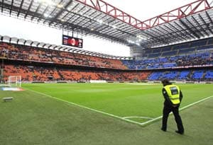 Artificial pitch planned for San Siro: Report