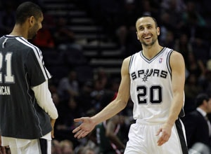 San Antonio Spurs beat Milwaukee Bucks 110-99